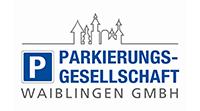 Logo der Parkierungsgesellschaft Waiblingen GmbH
